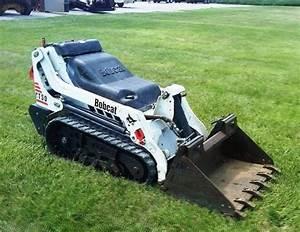 Bobcat Mt50 Mini Track Loader Service Repair Workshop