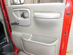 2001 Chevrolet Express 2500 Commercial Van Door Panel Photos