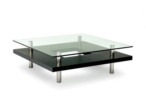 table basse ch ne massif clair plateau verre blanc achat table basse vitre blanzza