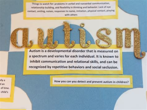 works cited autism spectrum disorder