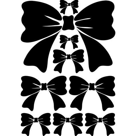 kit 9 stickers noeuds papillons des prix 50 moins cher qu en magasin