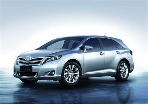 toyota venza release date price safety features