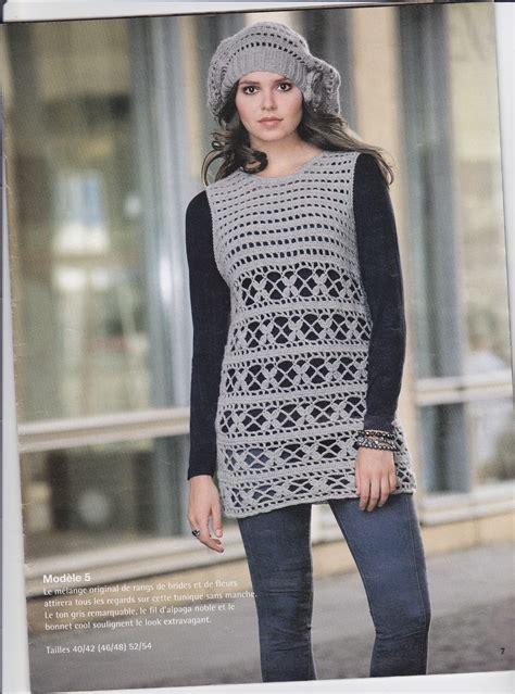 Modeles Gratuits Crochet Femme Lainespassioncom