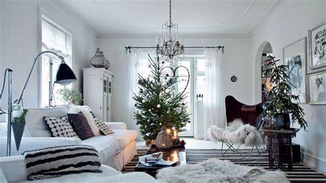 scandinavian home interiors white scandinavian home decorated for denmark