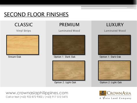 Floor Materials And Finishes by Crown Asia Specifications Catalogue Materials And