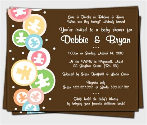 Non Traditional Baby Shower by Baby Shower Invitations Uprinting