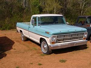 1968 Ford F100 Pictures