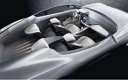 Maserati Alfieri Concept Interior Future Futuristic Cars