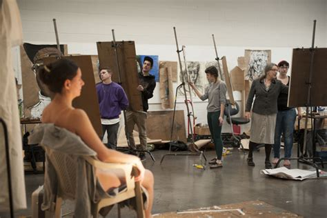 life drawing classes presented  cleveland institute