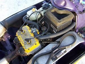 Ski Doo Formula 500 Engine Cadillac