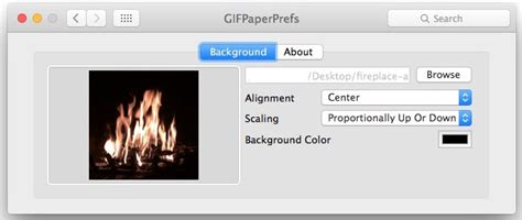 Mac Animated Gif Wallpaper - use an animated gif as wallpaper in mac os x with gifpaper