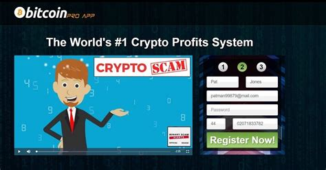 Bitcoin profit software helps you passively invest in bitcoin and generate profits of up to 600% daily. Bitcoin Pro App Review - Confirmed Scam   Binary Scam Alerts