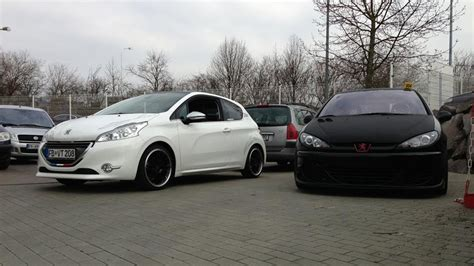 peugeot 208 gti tuning peugeot 208 vti 120 and so it beginns