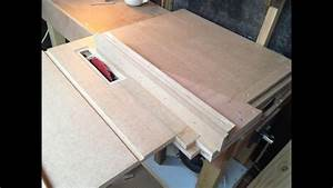 How To Make Homemade Table Saw  2  The Fence