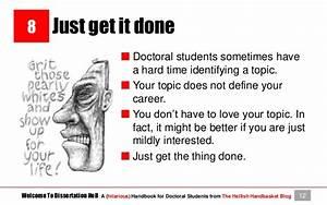 definition for dissertation