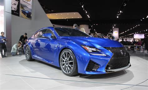 Lexus Rc F Hp by 2015 Lexus Rc F Coupe Snarls With More Than 450 Hp