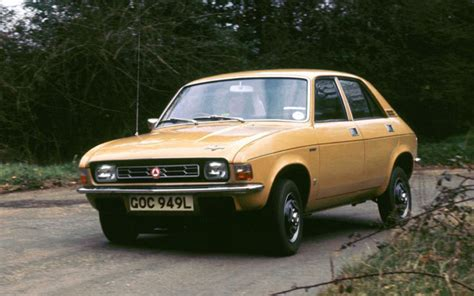 10 Worst Cars Ever Sold In Britain