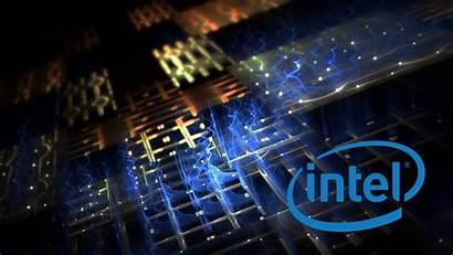 Intel Processor Hi Technology Tech Lights Electric
