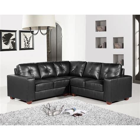 black leather corner settee richmond 5 seater black leather corner sofa