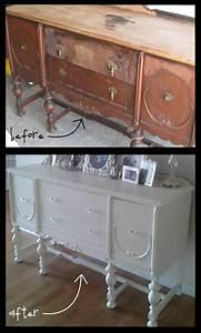 meuble en bois repeint mzaolcom With meuble repeint avant apres