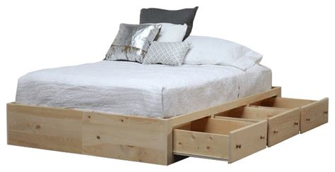 Queen Drawer Bed. Finest Queen Drawer Bed With Queen