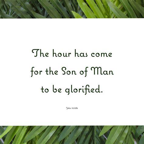 Lenten Devotional Palm Sunday North American Lutheran