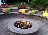 nice patio design ideas with fire pit Good Patio Ideas with Fire Pit on a Budget