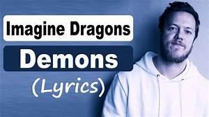 Demons, -, Imagine, Dragons, Lyrics
