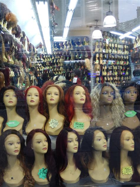catwalk wig centre  stephen mckay geograph britain