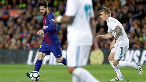 Barcelona vs. Real Madrid - Resumen de Juego - 6 mayo ...