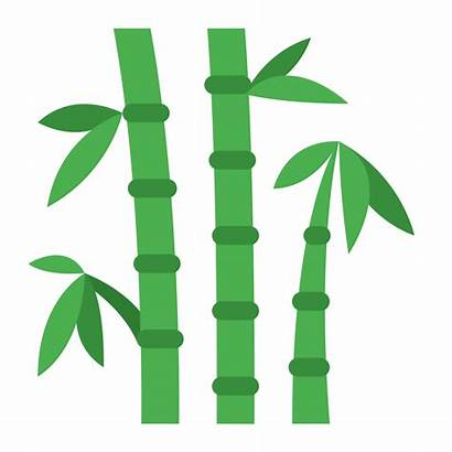 Bamboo Leaf Clipart Icon Clip Transparent Tree