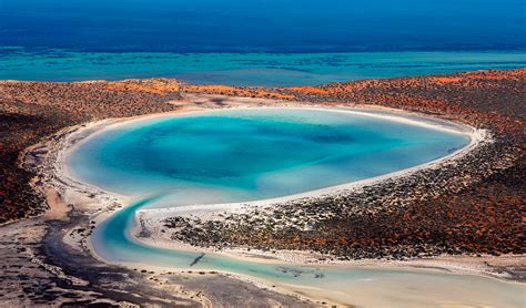 beautiful   western australias lagoons
