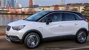 Opel Crossland X Preisliste : opel startschuss f r crossland x autosalon ~ Jslefanu.com Haus und Dekorationen