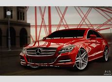 MercedesBenz CLS 63 AMG 2012 Fixed for GTA San Andreas