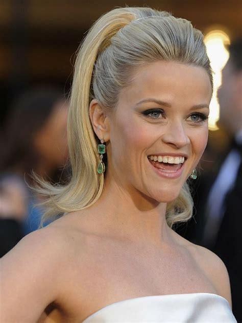 Pferdeschwanz Retro Freche Frisuren Reese Witherspoon
