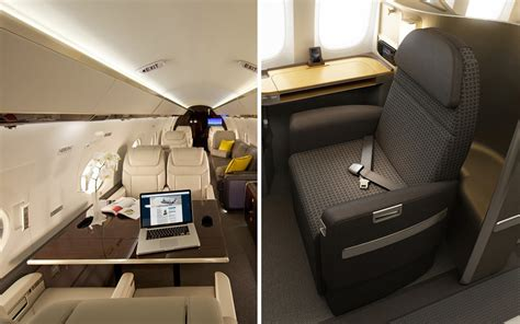 comparing  class clipperjet  american airlines