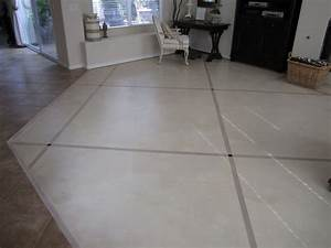 anythingology step by step instructions on how to prep With how much to paint concrete floor