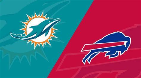 miami dolphins  buffalo bills matchup preview