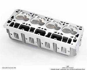 Corvette C6 Z06 Ls7 Engine Parts Detail Photographs
