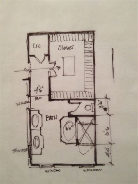 Master Bedroom Bath Closet Layout by Help With Master Bathroom Closet Layout