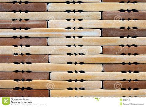 tapis en bois macro images libres de droits image 32417119