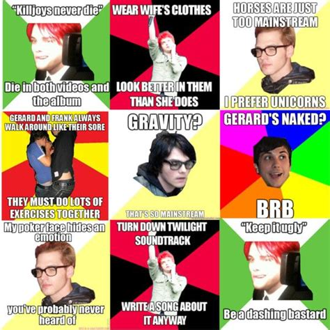 My Chemical Romance Memes - mcr memes by autumn river on polyvore featuring art music but mainly just gerard way