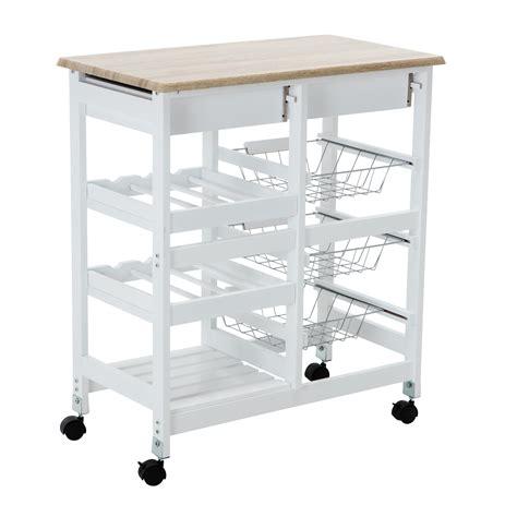rolling kitchen island cart portable oak kitchen island cart trolley rolling storage