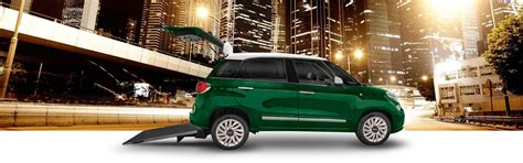 Fiat Usa Careers by Freedom Motors Usa Wheelchair Accessible Fiat 500l