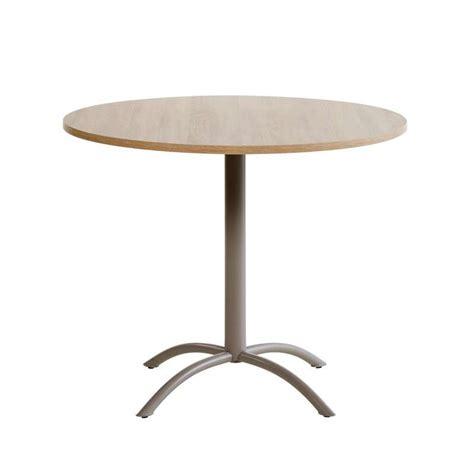 table cuisine 4 pieds table ronde de cuisine en stratifié laser 4 pieds