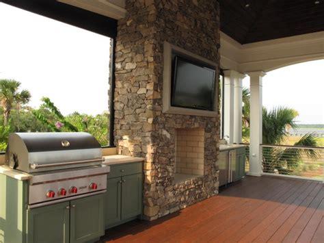 Black Brick Outdoor Fireplace Design Ideas