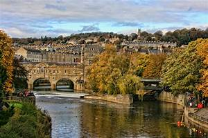 Create   Kate  Fall Colors In Bath  England