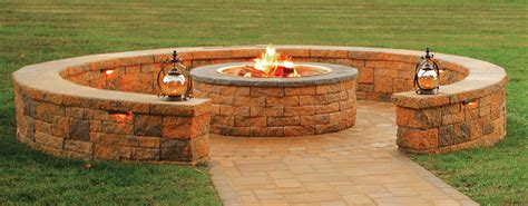 Ep Henry  Coventry® Fire Pit Kit  Ep Henry