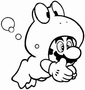 Mario Bilder Zum Ausmalen