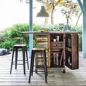 Tabouret Bar Maison Du Monde : tabouret et chaise de bar industriel 27 id es d co ~ Teatrodelosmanantiales.com Idées de Décoration